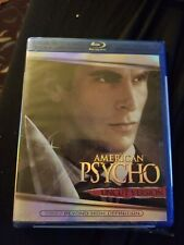 American Psycho (Blu-ray Disc, 2007, Uncut Edition) brand new