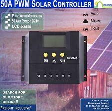 50A 48V Solar Regulator CM5048 Ideal for caravans, RVs,48volt batt banks