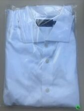 Marks & Spencer M&S Luxury white extra fine Cotton Shirt Size 17/43 - worn once