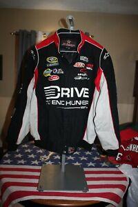 Jeff Gordon Jacket Drive To End Hunger NASCAR RACING SZ 2XL JEFF HAMILTON DESIGN