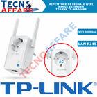 Range Extender Ripetitore di Segnale Universale WiFi Tp-Link Vari Modelli