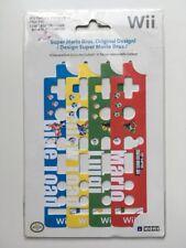 New Wii Remote Decorative Skin Set - Super Mario Bros.- Original Design