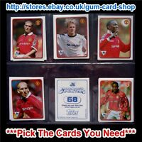 ☆ Topps Premier League Superstars 1999-2000 (64 to 114) *Please Choose Stickers*