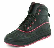 Nike ACG Woodside 2 High GS 524876 001 Girls Winter Boots Waterproof Black Pink