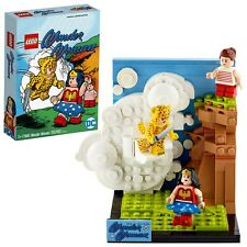 LEGO DC Superheroes 77906 Wonder Woman, Cheetah and Etta Special Limited Edition