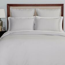 NEW Hudson Park 500 Thread Count Euro Sham Dove Gray MSRP $85 Z057