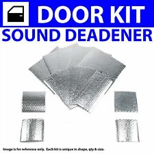 Heat & Sound Deadener Ford Truck 2009 - 2014 F150 4 Door Kit 22500Cm2 zirgo