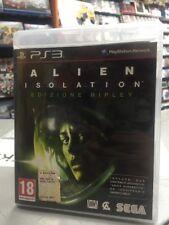 Alien Isolation Edizione Ripley Ita PS3 NUOVO