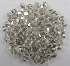 Wholesale!1000pcs 4mm Glass crystal 5301#Bicone Beads,U Pick color Free Shipping