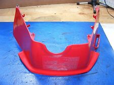 "HONDA 4514 4518 4013 Lawn Garden Tractor 38 Mower ""Dash RED Compartment Cover"""