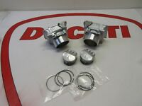 Ducati  cylinders set barrels with HC pistons 748 R 12020791A
