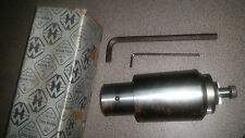 """Weldon Tool Co 1/2"""" Stud Adapter 39-963 for 1/2"""" Shell Mill NOS"""
