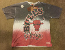 NWT Chicago Bulls Mitchell & Ness Come Out Swinging T-Shirt Size 3XL