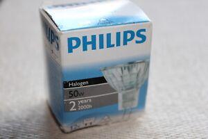 philips halogen GU 5.3 12 V 50 W