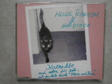CD - Helge Schneider & Hardcore - Katzeklo