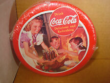Coca Cola Gummy Cola Bottles in Small Tin Bowl with Cover