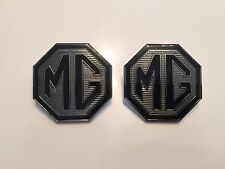 MG ZR  Front Grille and rear boot badges 59mm with lug holes Le500 Colours