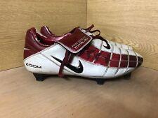 Nike AIR ZOOM TOTAL 90 II FG Regno Unito misura 9 Regno Unito Scarpe da calcio