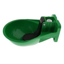 Lovoski Automatic Animals Water Drinker Bowl Tank Trough Valve Float Plastic