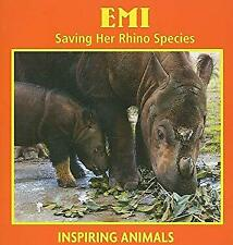 Emi the Sumatran Rhino by Tait, Leia-ExLibrary