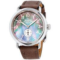 Shinola The Runwell Quartz Movement Grey Dial Men's Watch S0120109243