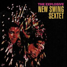 NEW SWING SEXTET The Explosive New Swing Sextet COTIQUE RECORDS Sealed Vinyl LP