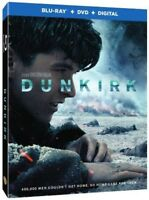 Dunkirk [New Blu-ray] With DVD, Widescreen, 2 Pack, Ac-3/Dolby Digital