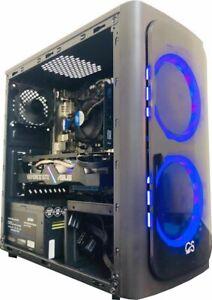 🔥 CS Twin RGB Cheap Gaming PC AMD Ryzen 3 4300GE 8GB DDR4 240GB SSD Radeon 6🔥