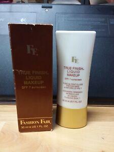 Fashion Fair True Finish Liquid Makeup Bare Bronze 2322