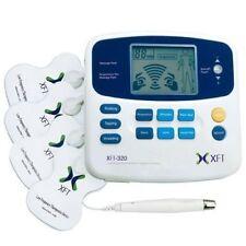 XFT-320 Dual Tens Machine Digital Massager  Electrode Pad Acupuncture Pen