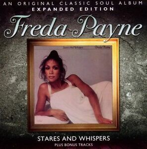 Freda Payne - Stares & And Whispers - Expanded  new cd