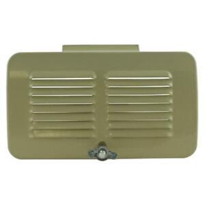8N9661 Air Cleaner Hood Door with Wing Nut Fits Ford NH Tractors 2N 8N 9N 1948-5