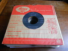 Conway Twitty 50s ROCK-A-BILLY 45 Double Talk Baby / Why Cant I Get Through to Y