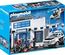 Playmobil City Action 9372 Polizeistation Kinderspielzeug Ergänzugsset Spielset