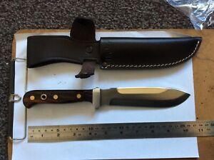 Linder Solingen Trapper Knife Cocobolo Handle