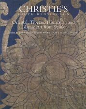 CHRISTIE'S CHINESE JAPANESE TIBETAN HIMALAYAN ISLAMIC ART SPINK Catalog 1998