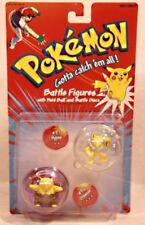 "Pokemon 2"" Battle Figures 2 Packs Drowzee & Hypno With Pokeball by Hasbro (MOC)"