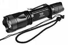 New XTAR TZ20 Platoon Cree XM-L2 U2 840 Lumens LED Flashlight Torch ( 18650 )