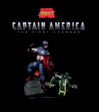 "Diamond Toys Marvel Select: CAPTAIN AMERICA (First Avenger) DST 7"" Movie Figure"