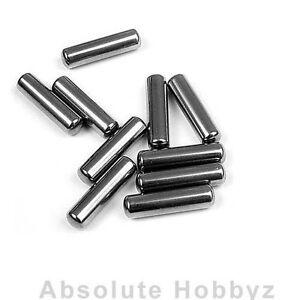 Hudy 3x12mm Drive Shaft Pins (10) - HUD106051