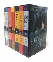 The Last Dragon Chronicles Collection 7 Books Set