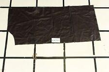 """Slovene Soil"" Brown Scrap Leather Hide w/Seaming Approx. 4 sqft. R55J33-8"