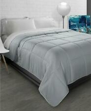 Ella Jayne Brushed Microfiber King Down Alteternative Comforter Grey $116
