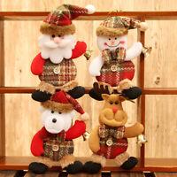 Décoration de Noël Poupée Arbre de Noël Cadeau de Noël Nouvel An Ornements