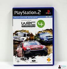 ★ Playstation PS2 Spiel - WRC: FIA World Rally 4 - Komplett in Hülle OVP ★