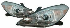 2007 2008 Fits For TY Solara (Halogen) Headlights Pair Right & Left Side