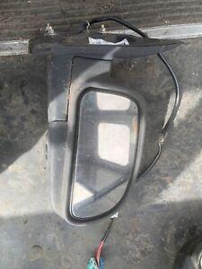 2006 - 2009 Chevrolet Envoy Trailblazer RH PASSENGER side power door mirror Used