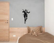 Deadpool Marvel Cómic superhéroe adhesivo para dormitorio adhesivo pared imagen