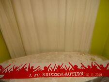 """1.FC Kaiserslautern Original Fan Schal """"1.FC KAISERSLAUTERN Fans"""" TOP"""