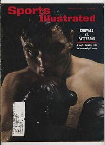 February 1, 1965 George Chuvalo Boxing Sports Illustrated